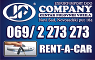 RENT-A-CAR JP COMPANY